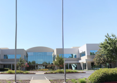 Front of Building Pano SM